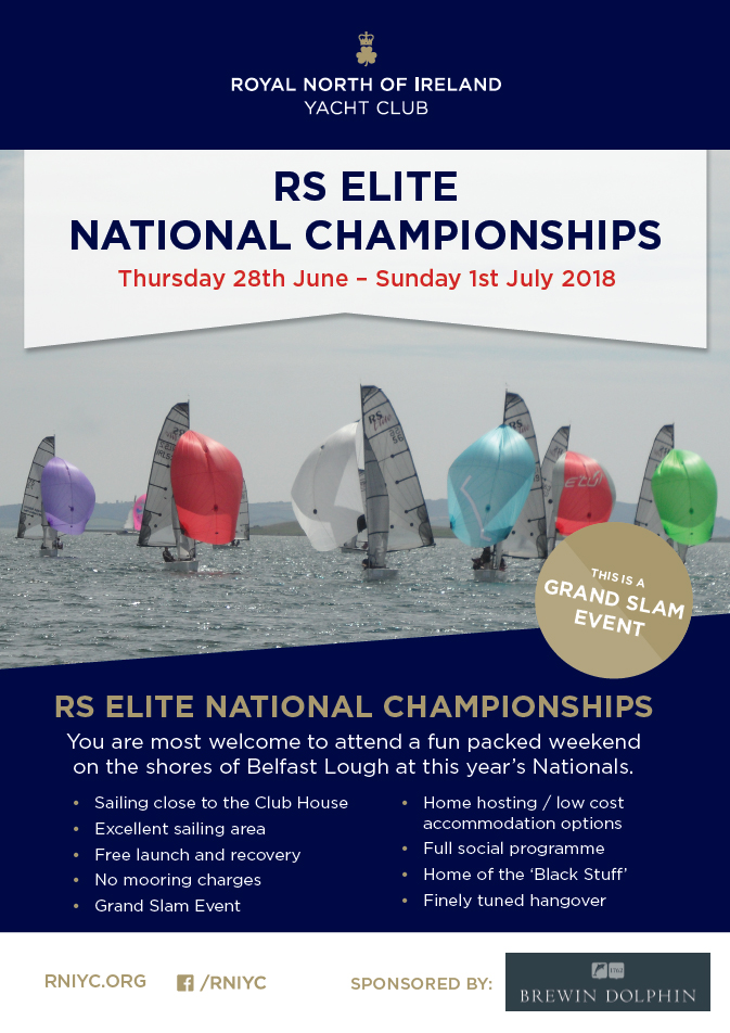 RS Elite Nationals 2018